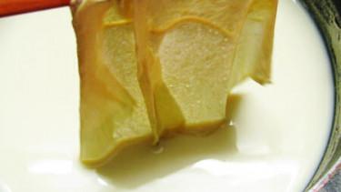 Cách làm váng đậu ăn lẩu tại nhà