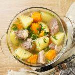 cách nấu canh khoai tây thịt bò