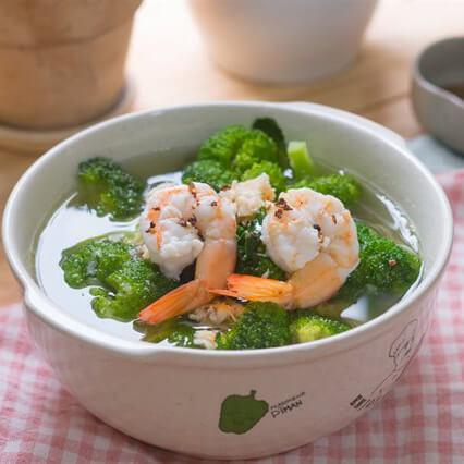 Canh súp lơ