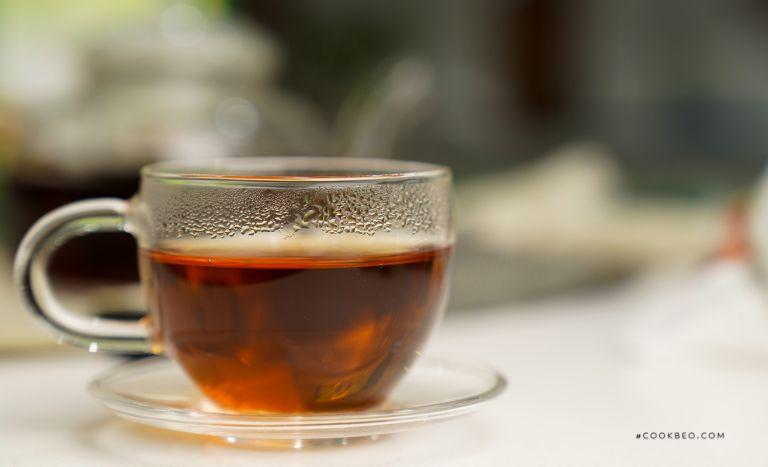 tách trà đen